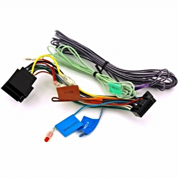 Kenwood DNX4210DAB DNX-4210DAB DNX-4210DAB Power Loom Wiring Harness Lead Cord ISO